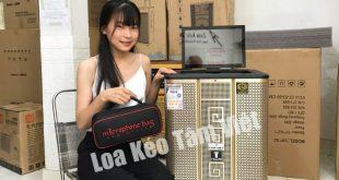 Bấm tham khảo Loa kéo có màn hình cảm ứng T'Sound T79 bass 4 tấc