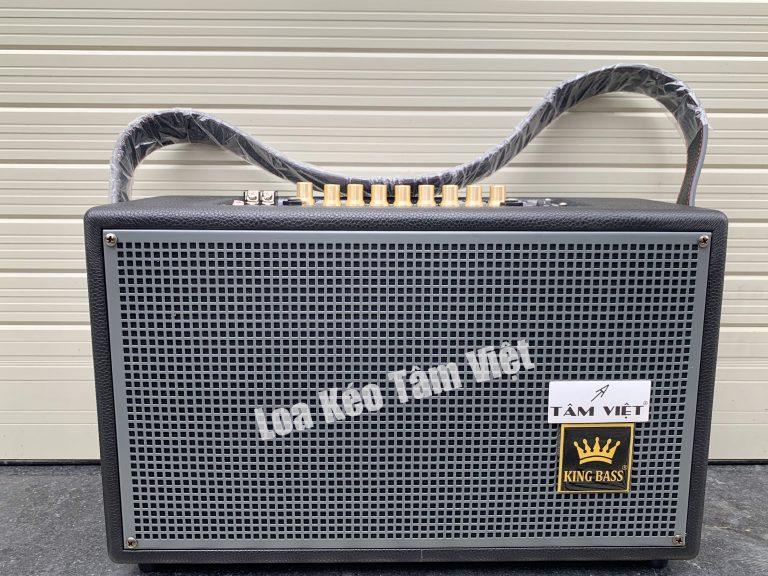 Bấm tham khảo Loa karaoke xách tay chuyên cho nhạc cụ KingBass KB188
