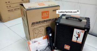 Loa kéo mini JBZ 106 bass 16cm công suất lớn